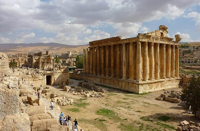 Located in the Beqaa District of Lebanon, Baalbek is was called the 'City of the Sun' by the Romans. Filled with beautiful ruins that have made it a UNESCO world heritage site, it hosts an annual music festival every year. The only problem is, it's a Hezbollah stronghold. Still worth a visit!