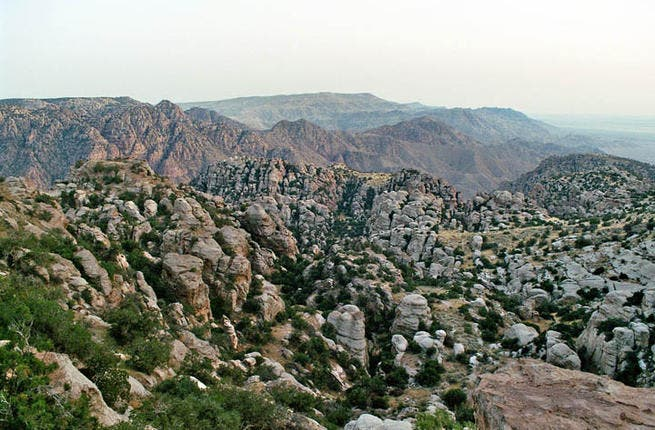 Poor Wadi Dana. Always overshadowed by Petra, this Jordanian nature reserve can pack a punch of its own. Covering over 300 square km, Dana is home to some unique landscapes and a huge variety of wildlife, including the almost extinct Nubian Ibex.