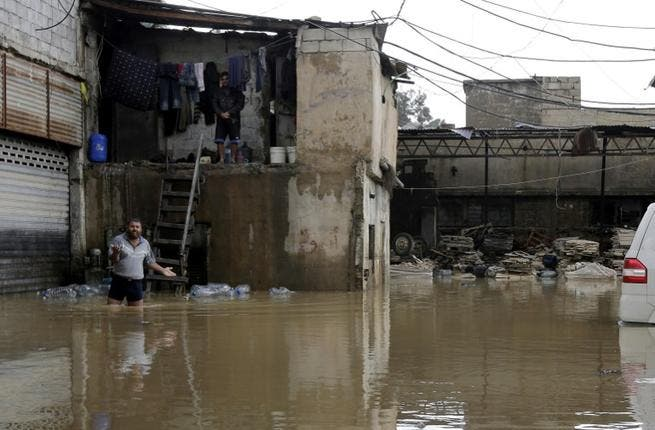 Lebanon's name practically means white, snow-capped, but the Levant winter freeze reached deadly proportions with mortalities reported. At least 4 died as a result of the cold crisis, including a man in the Bekaa Valley who froze to death in his car after a night's drinking. Others drowned in the storm's flooding of this water-quenched country.