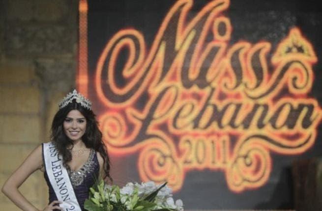 Miss Lebanon 2011, Yara Khoury Mikael.