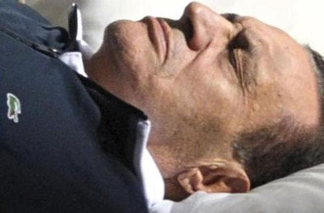 Comatose? As Mubarak slipped in and out of consciousness in June, speculation mounted as to whether he was still technically alive or not. Conspiracy theorists claimed he induced his own coma to slow up proceedings. As of publication, Reuters confirmed he was not as yet clinically dead.