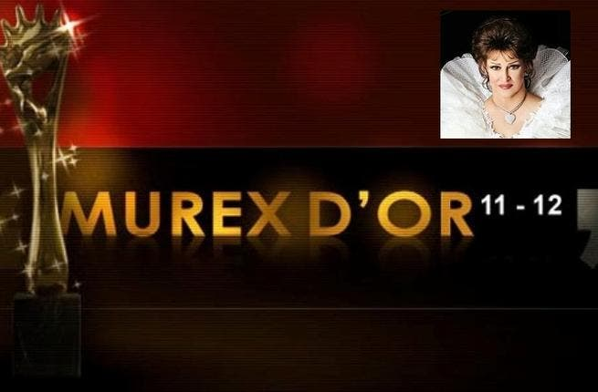 Murex D'or 2012 honored late legend 'Algerian Rose', Warda, with a life-time achievement award. Very fitting for the veteran pan-Arab singer whose death came as a shock to the Arab world last month in May.