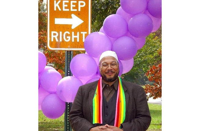 """American imam Daayiee Abdullah has been quietly marrying gay Muslims and hiding their union from respecting families, earning him massive respect from the local Muslim gay community.  Still, many Islamists are not happy with his actions. Abdullah said he has been called """"twisted and perverted."""""""