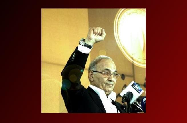 It's a double whammy for the people who battled to keep the military at bay: with parliament dissolved, the Supreme Council for the Armed Forces (SCAF) rule Shafiq eligible to stand. A fleeting moment of triumph for Shafiq, now defeated.