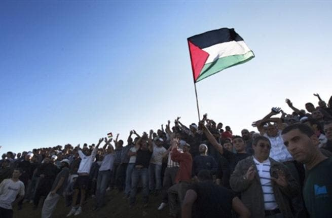 The Syrian side scuffle: Israel-annexed Golan issues forth a wave of Palestinian refugees seeking to mark the Nakba by a defiant show of protest near Druze town Majdal Shams. 2 killed by Israeli fiery response.