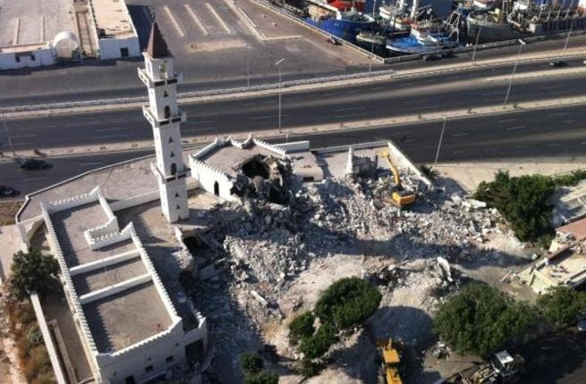 After Gaddafi, Islam turned on Islam and the negative elements of the 'religion' the flamboyant tyrant had suppressed were unleashed. Salafis or extreme Islamists channeled their puritanical zeal at Sufi mosques in a bulldozing demolition, reminding the world that Muslims had a knack for creating enemies within.
