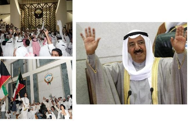 Kuwait was a slow starter with initial Shia agitations and rumblings fizzling out before they'd got underway. Stopping short of revolution, November's parliamentary storm against corruption eventually paved the way to the formation of a new cabinet that is still beset with internal divisions and conflict that are stalling real progress.