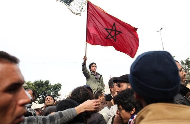 Moroccan discontent not quite burnt out: The self-immolation of 5 activists in Jan put mounting unrest under the spotlight. Could this North African Arab country follow its fallen neighbors? Its protest is picking up a notch in 2012, gaining momentum slowly, steadily: Angry graduates demand jobs promised by the ruling Justice & Development Party.