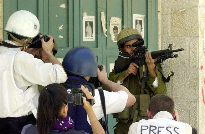 Israel had its own 'Arab Awakening' in 2011, not by its Arab oppressed populations but by its very own discontent Israeli citizens carping for cheaper housing. They invited cameras in to document the tent city of Tel Aviv. Last week, Israeli forces were using violence on any photojournalists covering protests against Israel's separation barrier.