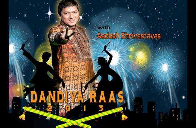 If Indian folk dance is your bag, grab your Dandiyas and join veteran Indian composer-songwriter Aadesh Srivastava leading this year's Dandiya Raas to mark the Indian Festival of Navratri. Once aspiring to be a doctor, this Bollywood star will cure your every ailment with his passion for music and dance. Feel soulful! Oct 18 in Dubai.