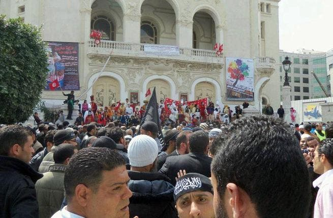 Tunisia's austere Salafis gained ever-increasing prominence in the North African revolution pioneer-land. The AQ-affiliates, who take a literal view of the Quran, are believed to be behind the anti-US embassy attacks and are pushing a more conservative agenda on society, which many blame for landing a raped woman in trouble with the Tunisian law.