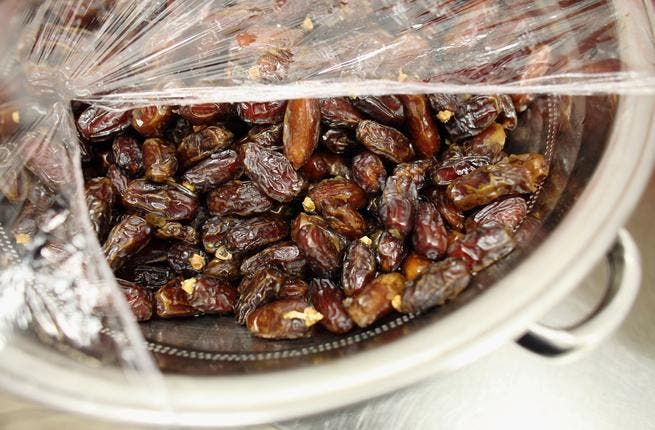 Egypt's 'Balah' or Date market feature of the Holy Month: This month the main 'date' to 