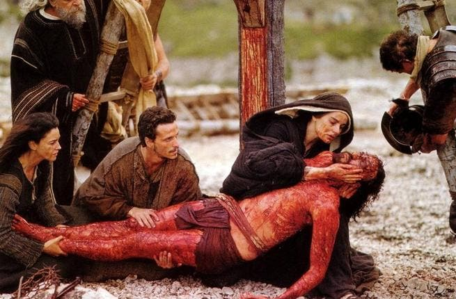 Passion of the Christ: This controversial movie had Jewish communities alarmed by the prospect of an anti-Semitic backlash.
