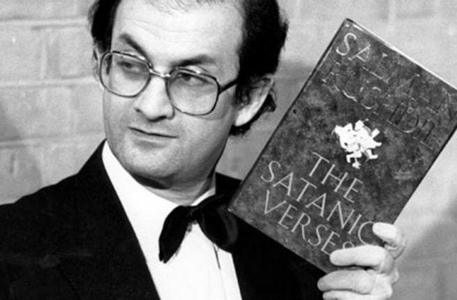 Salman Rushdie: Satanic Verses was the book that offended many more Muslims than would ever get round to read this stodgy esoteric tome by the British Muslim author. The fatwa-inducing text provoked protests from Muslims globally and landed Rushdie a pretty serious duty death threat issued by Ayatollah Khomeini 1989.