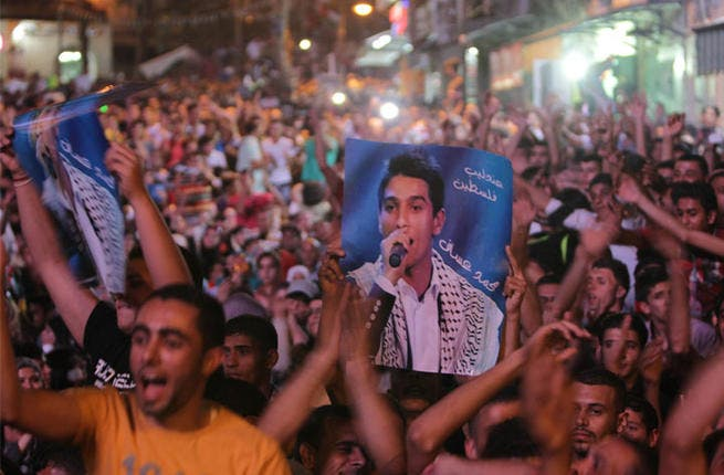 Assaf wins Arab Idol: Gazan singer Mohammad Assaf winning the TV show Arab Idol in June gave Palestinian morale a boost, garnered renewed worldwide attention to their plight and boosted solidarity among the Arab diaspora. From center stage, Assaf is using his fame as a platform globally to encourage worldwide action on the Palestinian question.