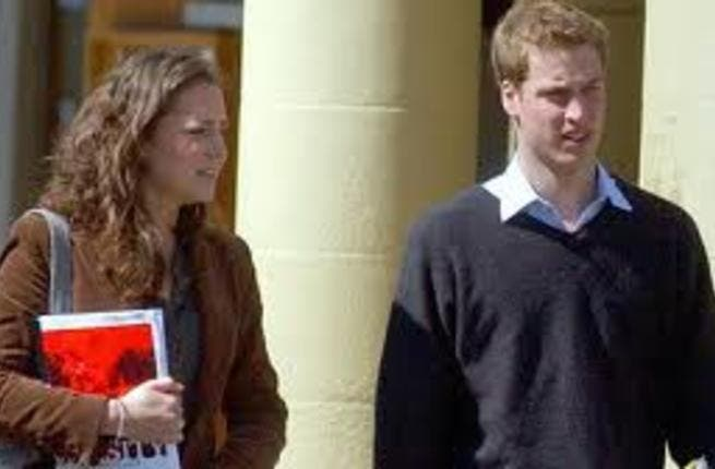Cool n Casual: The student days when she started dating William during His and Her years of studying History of Art at St. Andrews. Kate was not shy of indulging in the typical student, sometimes even drunken, antics and lively partying.