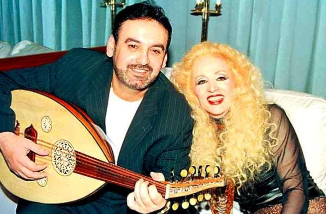 Fadi Kuntar, another Lebanese entertainer with alias or stage name 'Fadi Lebanon': during her still very much unfolding