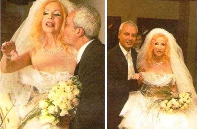 Joseph Gharib: 'Gharib' - strange in Arabic. How fitting, given their initial marriage as April Fools prank, later turned 