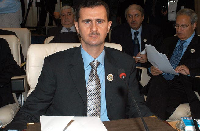Al-Assad's 3rd speech is hardly 3rd time lucky but more perhaps 3 strikes, you're out, at least from Western nations point of view.
