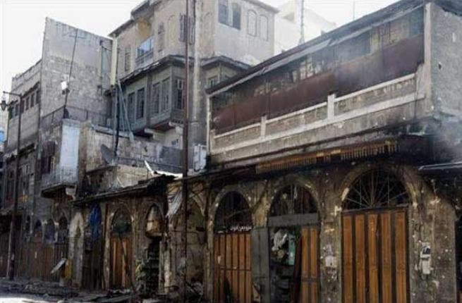 Aleppo's souk: the northern capital's ancient markets burned as battles spread through the city. Hardly your local shopping mall, UNESCO described the destruction of this world heritage site as a 'tragedy.'