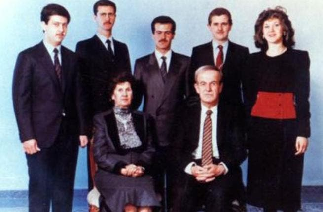 The ruling family of Syria, who CNN has compared to the Mafia supremos from the Godfather. The members surrounding the ruler are more potent than the once-medic fairly meek Bashar.