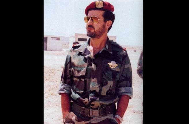 Basil al-Assad: The late brother of Bashar, once expected to rule. Victim of a car accident. Rumor has it he died cause he was not favored by the regime. He loved horses and the outdoors.