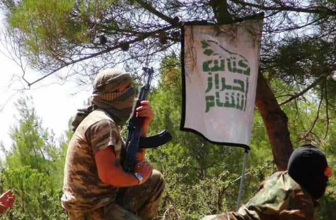 Ahrar al-Sham Brigades --Syria's largest Jihadi contingent of 60 factions, while not the media super stars like Jabhat al Nusra, are an impressive force to reckon with. Units upon city units, since 2011, they have gained ground, particularly in Hama & Aleppo, and fans through their good deeds as well as their traditional guerilla work.