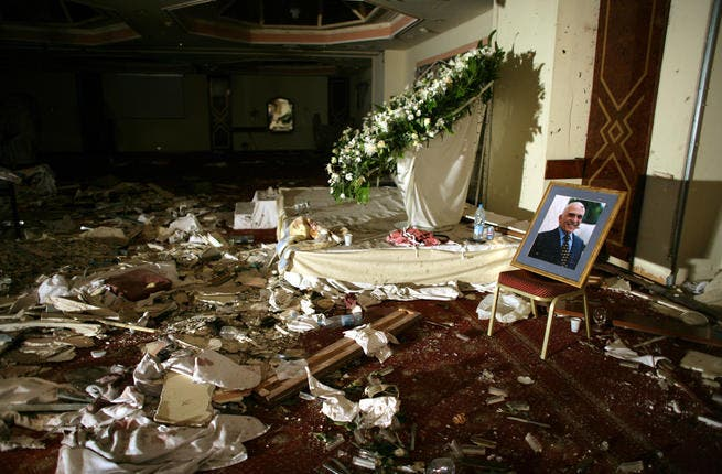 November 9, 2005, Suicide bombers merged into a wedding crowd in the Radisson SAS Hotel in Amman, Jordan, with three other hotels targeted in the same night leaving 60 people dead and hundreds injured.