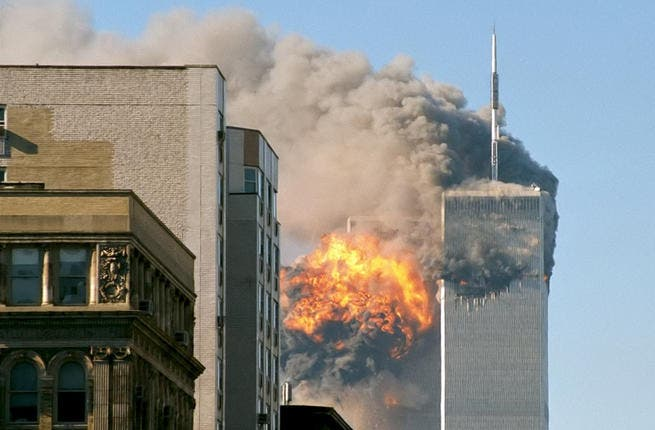 September 11, 2001, The most destructive act ascribed to al-Qaeda was the series of attacks in the United States on The Twin Towers. These attacks destroyed the World Trade Center, approx. 3000 people, injuring over 6000, and damaged the Pentagon in a series of suicide hijacking of airplanes.