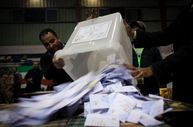 Jan 14-15. Egyptians will head to the polls to cast their votes on a draft constitution supported by the military backed interim government. The vote will pave the way for presidential and parliamentary elections to be held later in the year.