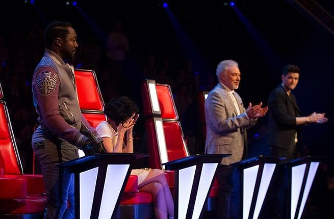 Phase one of the Voice is the blind auditions round. Contestants will leave their short skirts at home - as the coaches sit with their backs to the stage, they are left with nothing to fall back on but the strength of their voice.