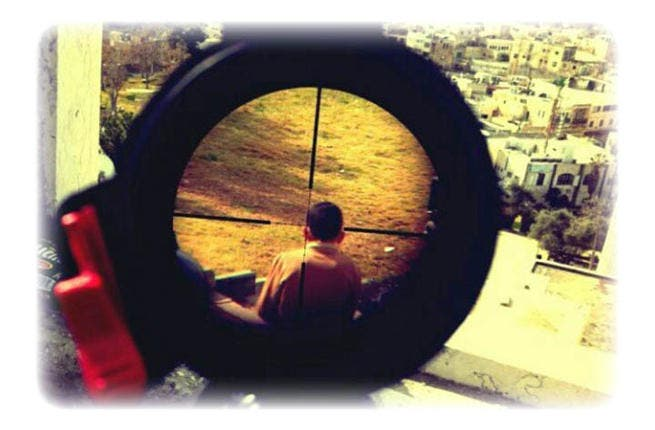 Aiming to shoot, one IDF soldier caused an uproar online after posting a picture of a Palestinian child literally caught in his crosshair. A photo can say a thousand words and his insensitivity said more about the status quo than any government rhetoric.
