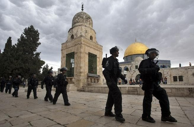 Al-Aqsa Mosque, the third most holy site for Muslims, has long been a source of tension between Israel and Palestine. When worshippers staged a protests at the site last week, the violent IDF response was seen as a desecration of holy land by many Palestinians.