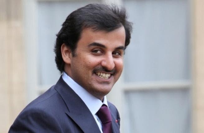 Crown Prince Sheikh Tamim Bin Hamad, 33, is set to be Qatar's next emir, Al Bawaba Arabic reported.