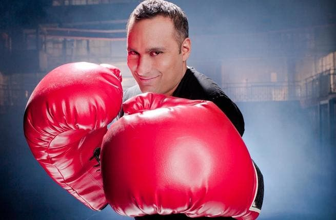 Bonus! If none of the mega-musical acts float your boat, fret not! Canadian comedian extraordinaire Russell Peters is returning to Abu Dhabi in October. Regularly selling out venues, this year Peters is slated to have eyes (and bladders) leaking with laughter in the du Arena in Yas Island.