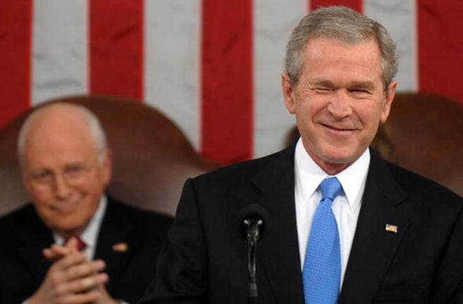 2002. Axis of Evil: President Bush names Iran as being part of an Axis of Evil in his State of the Union speech. The phrase is as memorable as the chant