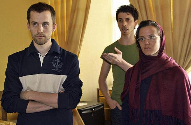 2009: Iran captures three US hikers. Iran arrests three U.S. hikers and accusing them of espionage, sends them to the infamous Evin prison. The hikers are released after more than a year.  The incident marks a new low (in a relationship that has no shortage of lows) in the relations between the two countries.