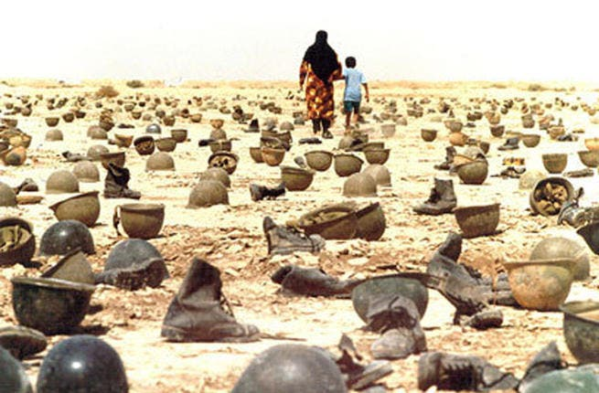 1987: U.S. steps into the Iran-Iraq war. In an effort to protect shipping routes in the Arabian Gulf, the U.S. enters the Iran Iraq war and nearly destroys all of the Iranian navy. Before this attack,it had been held that the Iranian public opinion of America has hit the absolute low point. After this incident, it sinks even lower.