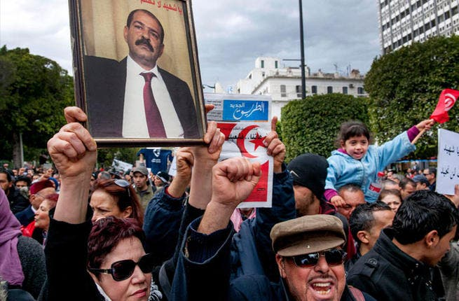 Tunisia: Following the trail-blazing ouster of President Ben Ali, the Islamist party Ennahda came to power. After the assassination of two secular politicians, public anger against the government grew. However, the Islamist party has agreed to give up power and give way to elections next year.  Arab Spring holds sway in its place of birth.