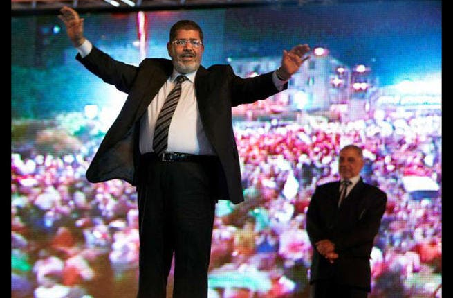 The Homecoming: An intelligent man with a knowledge of the New World and the 'West' but with the necessary dash of conservatism that runs through the Brotherhood, Morsi was viewed as an asset to the Egyptian government upon his return. He was one of 15 Muslim Brotherhood members elected to Parliament.