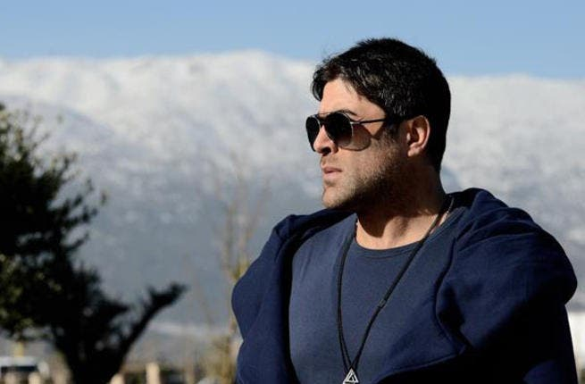Formerly only known for his longing looks and serious ballads, heartthrob, Wael Kfoury has shown us his cheeky side while judging on X Factor. Faking tantrums and pretending to be one of the contestants, there's never a dull moment with this songster.
