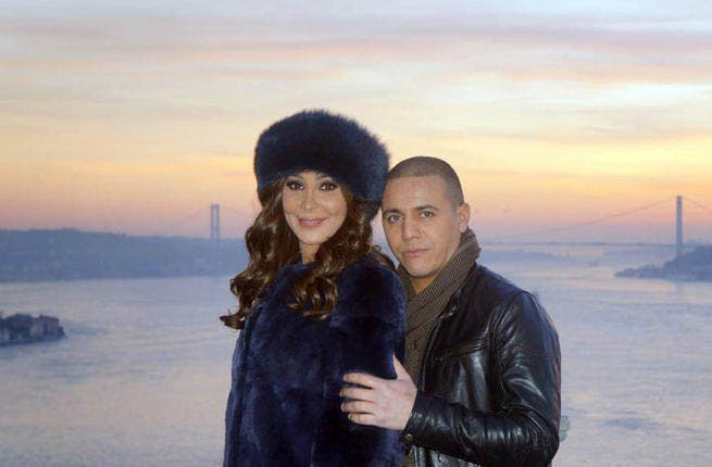 He might have had his heyday in the 90s but no one was sad to see Algerian Cheb star, Faudel, back in the limelight. Appearing on the couch with mouthy Lebanese judge, Elissa, the songster was a breath of fresh air.
