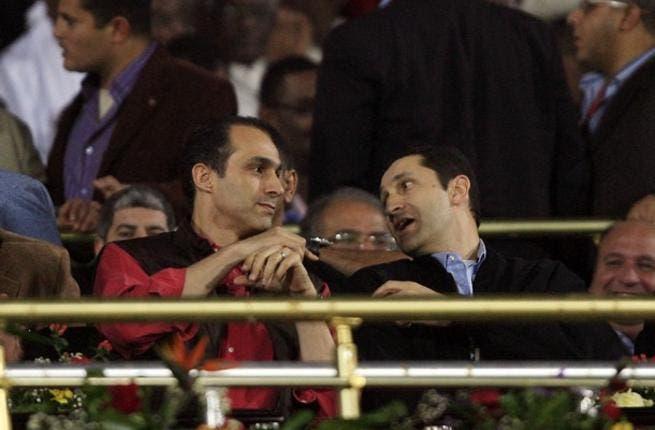Mr. Mubarak kept procrastinating to ensure the safe passage of his sons