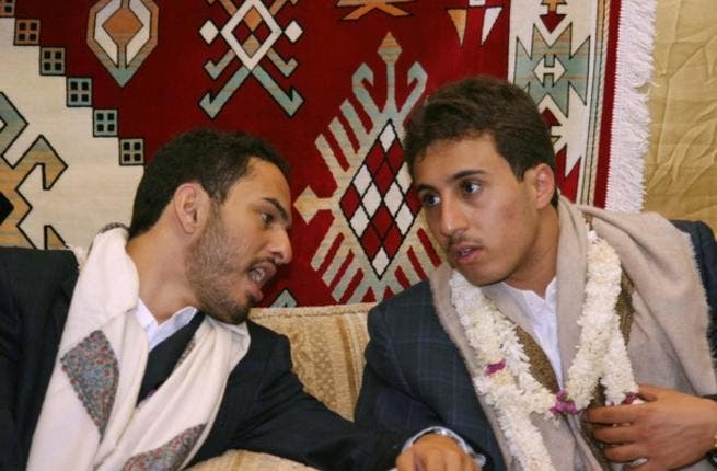 Sons of Saleh, partners in crime: or rather partners in jobs from Daddy. When father realized he couldn't inherit his sons his job, he set them up with the next best thing: diplomatic  positions in embassies abroad.