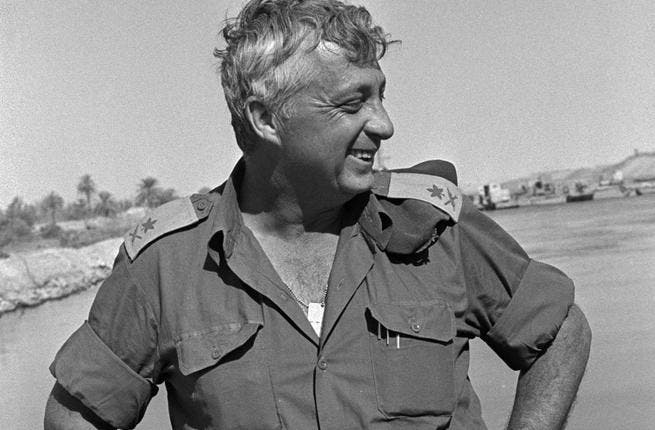 Never a pretty face, Ariel Sharon used to be more tolerable to look at before becoming the bulldozer of Israeli politics today. It would seem that war crimes and genocide have significant aging effects.