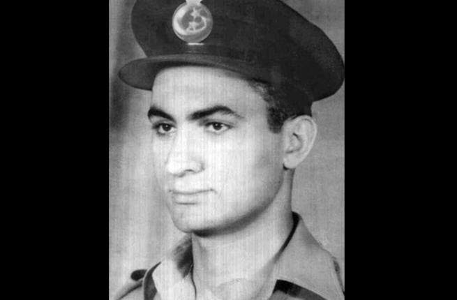 Who would have thought that this ambitious Egyptian soldier would go on to take the president's seat? The right man in the right place, Husni Mubarak went from fresh-faced soldier to reviled fallen leader in the oh-so-short period of fifty years.