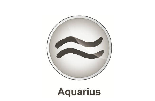 Aquarius - 1/20-2/18 'knowing': Delivering on 2011's promise of new horizons, this year's successes are there for the taking if you're ready. Lucky Jupiter is positioned perfectly for the water bearer: fame & fortune await. Lying low, biding your time 2011, you can now fulfill your destiny. Celebs: Michelle Aoun, King Abdullah II, Dourid Laham.