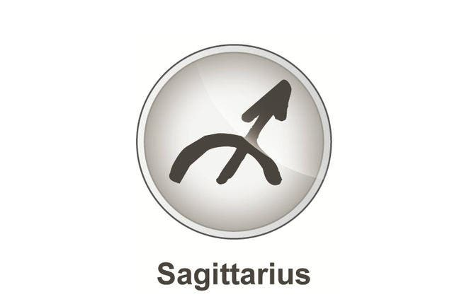 Sagittarius- 11/22-12/21 'Observation': Given last year's intense eclipse activity, yielding a pressure-cooker period, during which friends were absent when you needed them, 2012, the pressure's off, relieved by unobtrusive planet activity, so you can resume your social activity. A diverse year. Celebs- George Wassouf, Salim al Huss, Stalin.