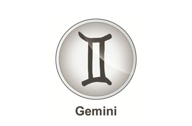 Gemini- 5/21-6/21 'Pensive': Falling short of commitments made last year, you may initially regress or barely remain afloat. Still, with your constellations eclipsed, transformation is afoot as your luck changes slowly but surely. Your diplomacy & adaptability will be in the spotlight. Beware of distractions! Celebs: Gaddafi, Ragheb Alameh.
