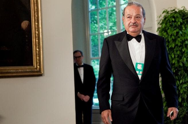 Carlos Slim Helu, 72: This fat cat is anything but slim in the fortune stakes. Originally Lebanese, this Mexican mega-money man is in 2012 the 'richest man in the world', 3rd year running. The first 'Mexican' to top the illustrious ranking charts of 'Forbes', alas his 'Lebanese-ism' does not get a mention. His net worth is estimated at $69 bn.